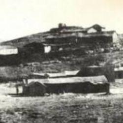Los primeras casas que vieron la luz en la ciudad de Neuquén.