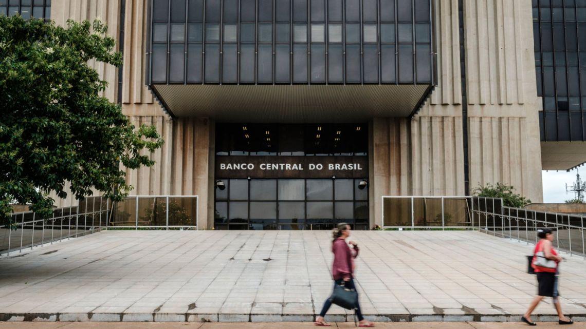 Brazil's Central Bank, Brasilia.