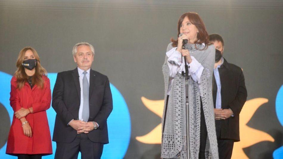 Cristina Kirchner Alberto Fernández g_20210909