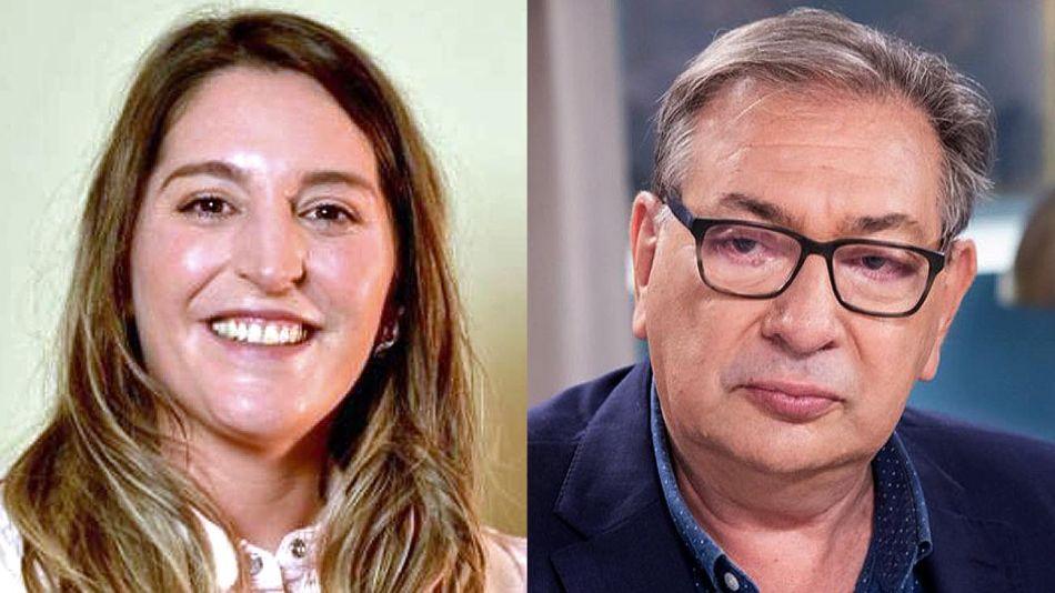 Manuela Castañeira y Gabriel Levinas 20210909