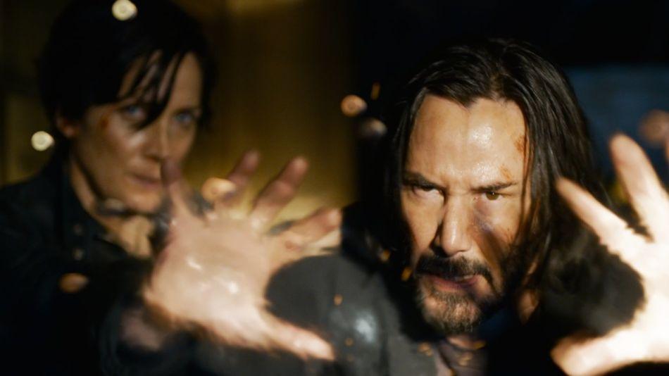 """""""The Matrix Resurrections"""": lanzan el primer tráiler del esperado regreso de la saga"""