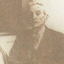 Leopoldo Corretjer, compositor del Himno a Sarmiento.