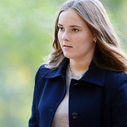Princesa Ingrid Alexandra heredera al trono de Noruega.   Foto:GETTY