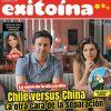 Benjamín Vicuña y la China Suarez en Revista Exitoina