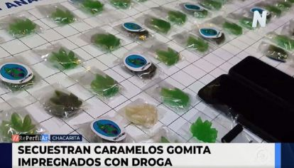 Golosinas con drogas en Chacarita