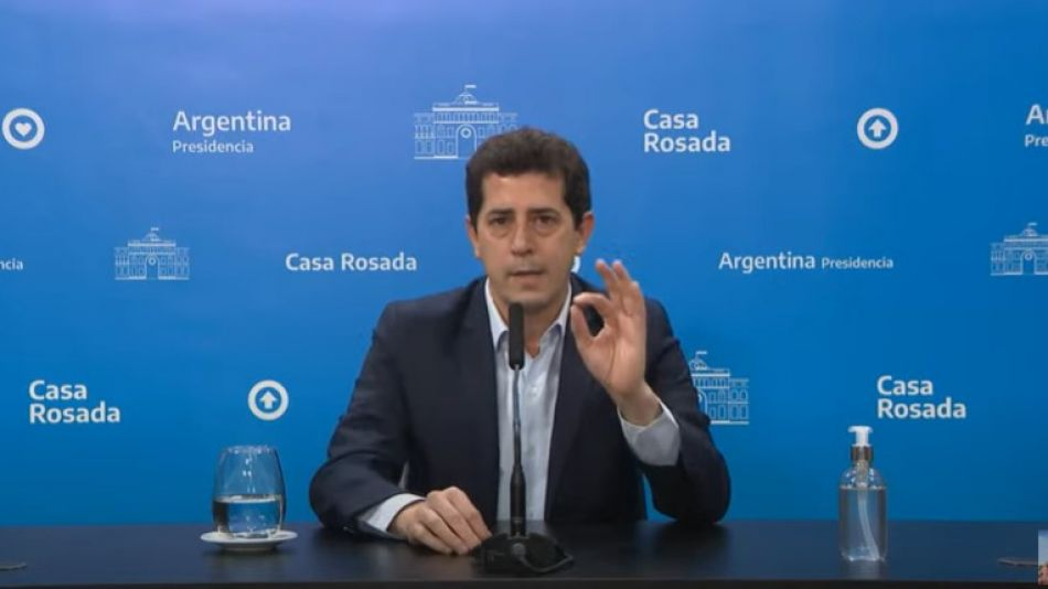 Wado de Pedro habló sobre las medidas sanitarias de las PASO