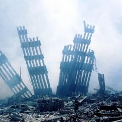 """When al-Qaeda hijackers killed nearly 3,000 people on September 11, 2001, the United States instantly took on a new mission as a furious and fearful nation coalesced around president George W. Bush's """"war on terrorism."""" Twenty years later, the world is transformed."""