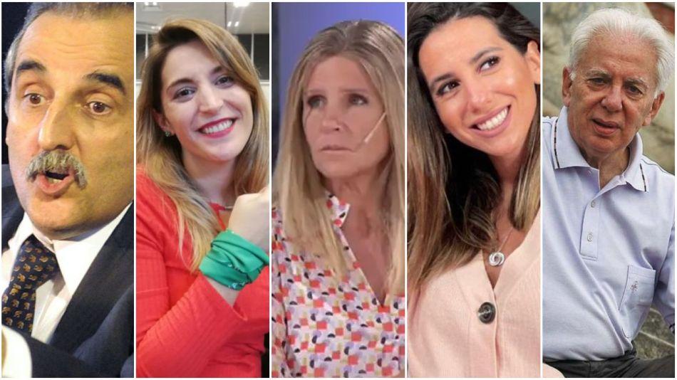 Moreno, Castañeira, Hotton, Fernández y Altamira. La lucha por llegar a la elección de noviembre.