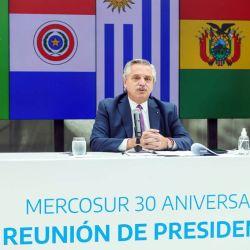 Alberto Fernández Mercosur