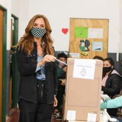 Victoria Toloza Paz, precandidata a diputada por el Frente de Todos en la provincia de Bs.As. PASO 2021   Foto:CEDOC