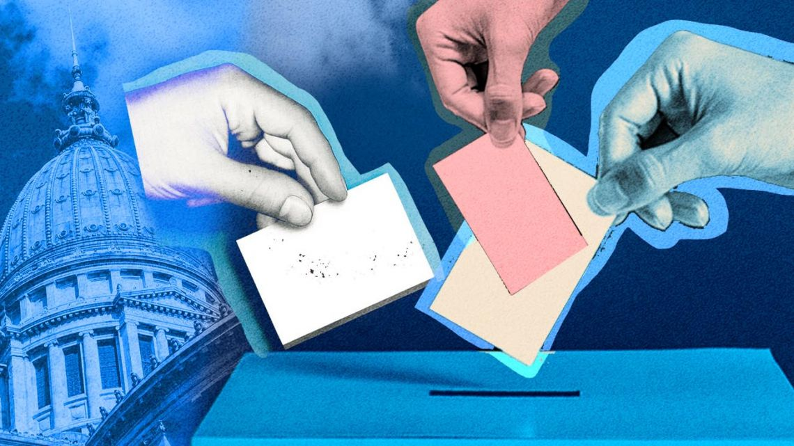 Argentina goes to the polls.