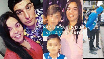 Grave estado. Carla había denunciado a su anterior pareja y hasta había cambiado su foto en Facebook con un filtro viral. Su nuevo novio la baleó el jueves y ahora está detenido.