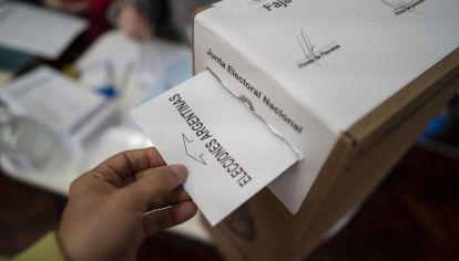 PASO 2021. El 67% del padrón votó al cierre de las elecciones primarias del 12 de septiembre.