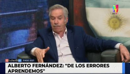 Felipe Solá en RePerfilAr