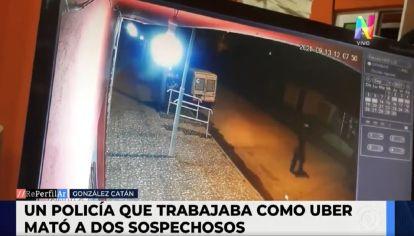 Policía mató a dos delincuentes en La Matanza