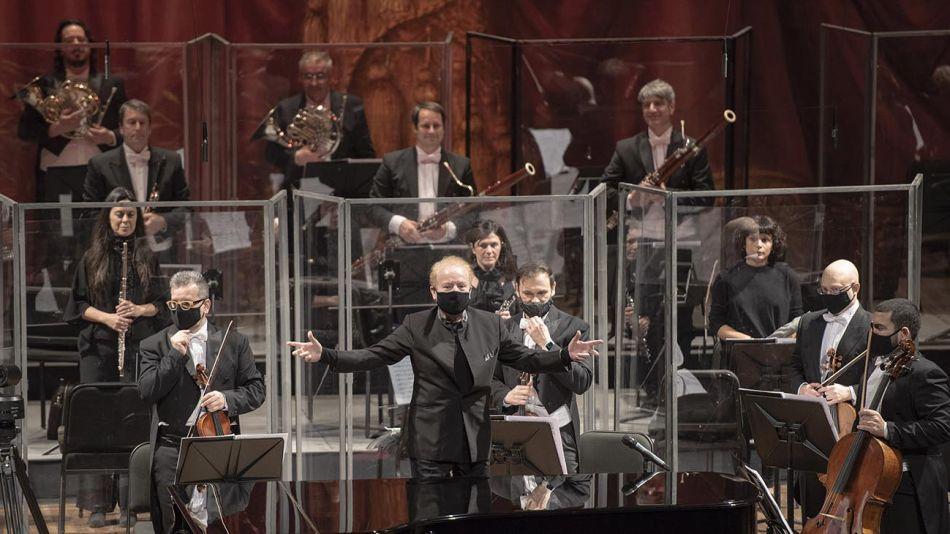 Orquesta Filarmónica de Buenos Aires 20210913
