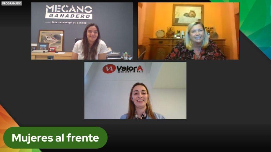 Webinar Expoagro sobre mujeres en el agro