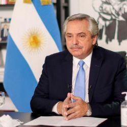 Alberto Fernández intenta sostener su Gabinete.