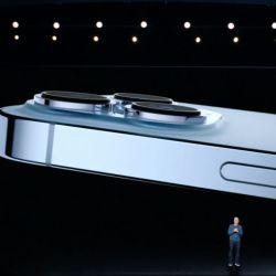 Apple presentó el iPhone 13   Foto:cedoc