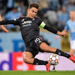 Dybala convirtió para Juventus