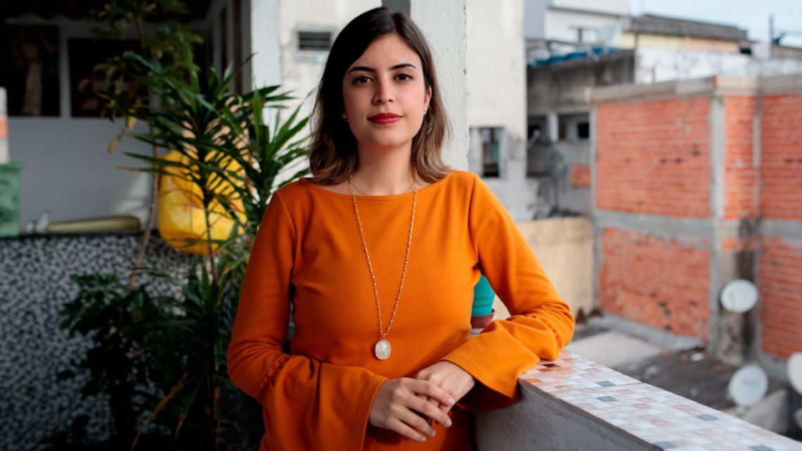 Tabata Amaral is a rising star in Brazil's political landscape, where women account for only 15 percent of the nation's congressional seats.