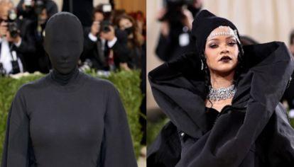 MET Gala 2021: Los mensajes detrás de los atuendos de Kim Kardashian y Rihanna