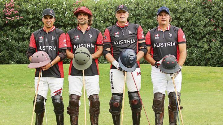 ¡Con apoyo de Zaira Nara! Jakob Von Plessen sorprende con sus habilidades para el Polo