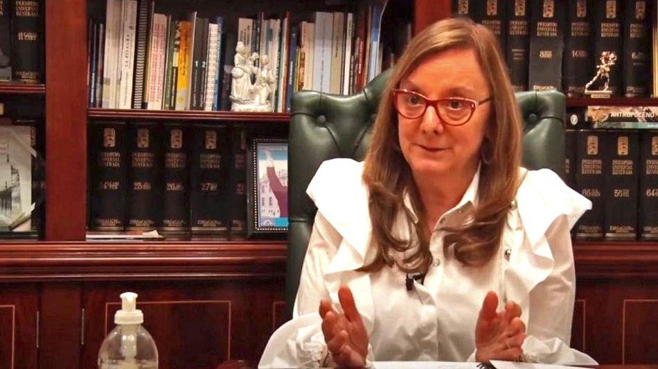 Alicia Kirchner 20210914