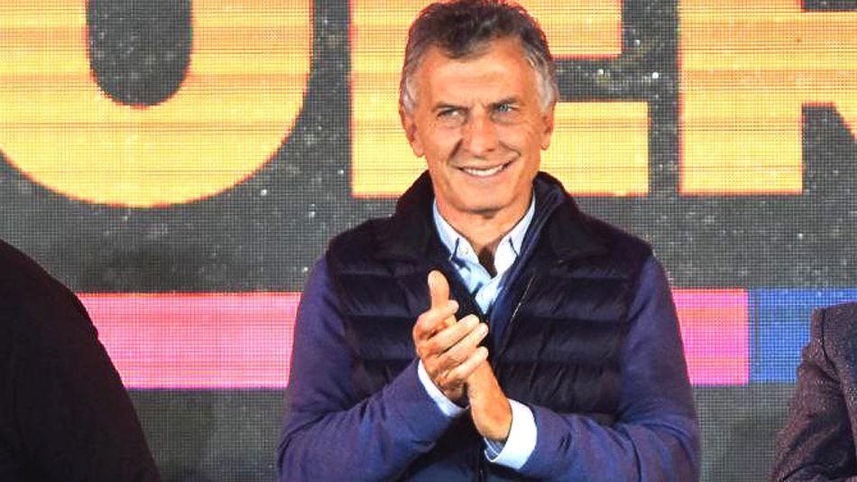 Mauricio Macri 20210912