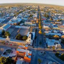 """Antes de ser fundada, Rawson era un pequeño asentamiento llamado """"Fuerte Paz""""."""