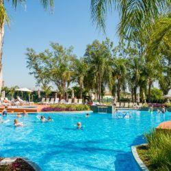 Los Pinos Resort & Spa de Termas de Río Hondo.