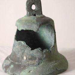 La campana será puesta a la venta en una subasta privada en Miami.