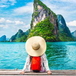 Viajar es una forma de crecer y entrar en contacto con nuevas culturas.