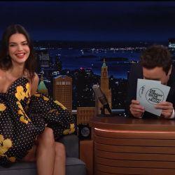 El vestido floral de Kendall Jenner perfecto para primavera