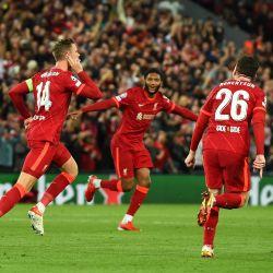 Liverpool venció a Milan