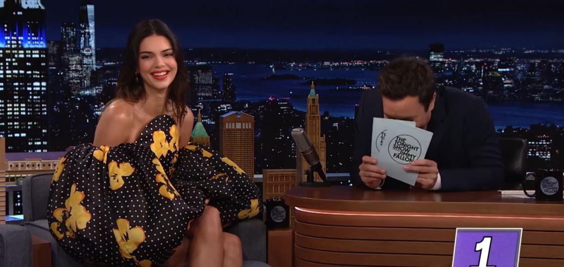 Kendall Jenner eligió un vestido floral Carolina Herrera perfecto para primavera