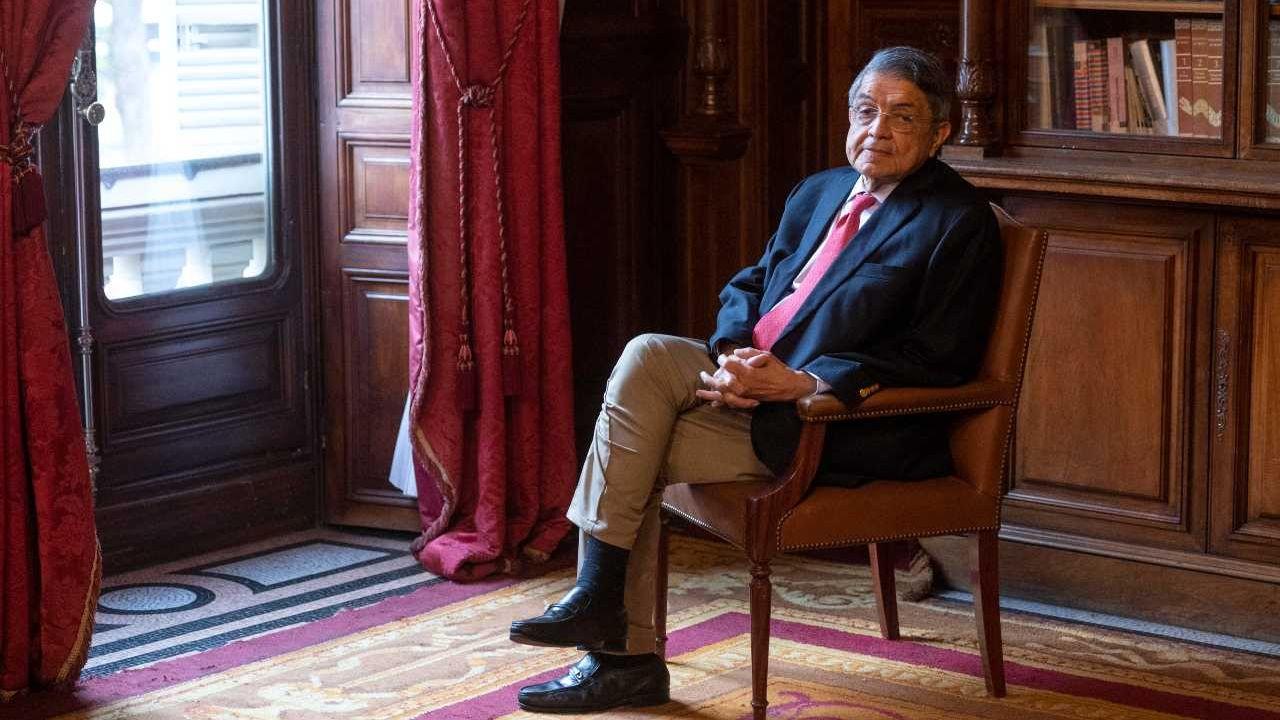 Sergio Ramírez | Foto:EuropaPress