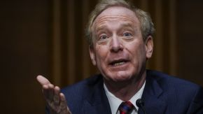 Senate Intelligence Committee Hearing On SolarWinds Hack