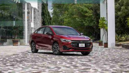 Nuevo Chevrolet Cavalier Turbo, el sustituto del Cruze
