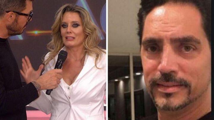 Rocío Marengo le hizo frente a los rumores de separación con Eduardo Fort