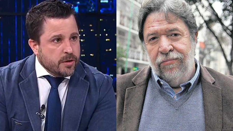 Martín Tetaz y Claudio Lozano 20210915