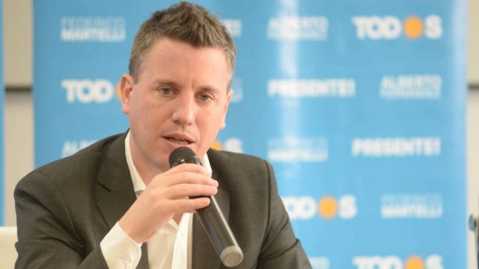 Secretario general Movimiento de Unidad Popular (MUP, grupo Callao), Federico Martelli