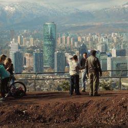 Imágenes de Santiago de Chile.