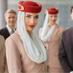 Actualmente, Emirates vuela a más de 120 ciudades, lo que representa el 90 % de su red prepandémica.