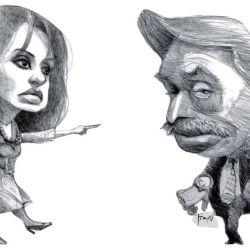 Cristina Kirchner - Alberto Fernández | Foto:Pablo Temes