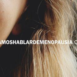 Menopausia y senos.