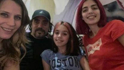 """El video de la hija de Eduardo Fort con Rocío Marengo: """"Sobrás acá"""""""