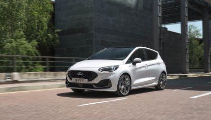 Ford presentó el nuevo Fiesta 2022 (restyling)