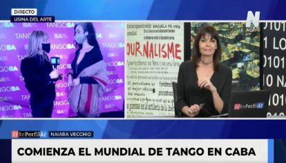 Mundial de Tango en Buenos Aires