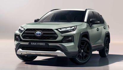 Nuevo Toyota RAV4 Adventure, una versión preparada para la aventura